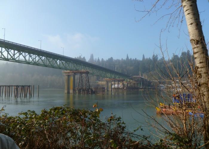 Honoring the old bridge