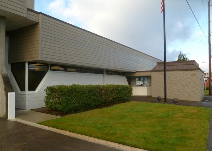 Astoria Public Service Building