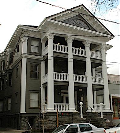 Day Building, Portland